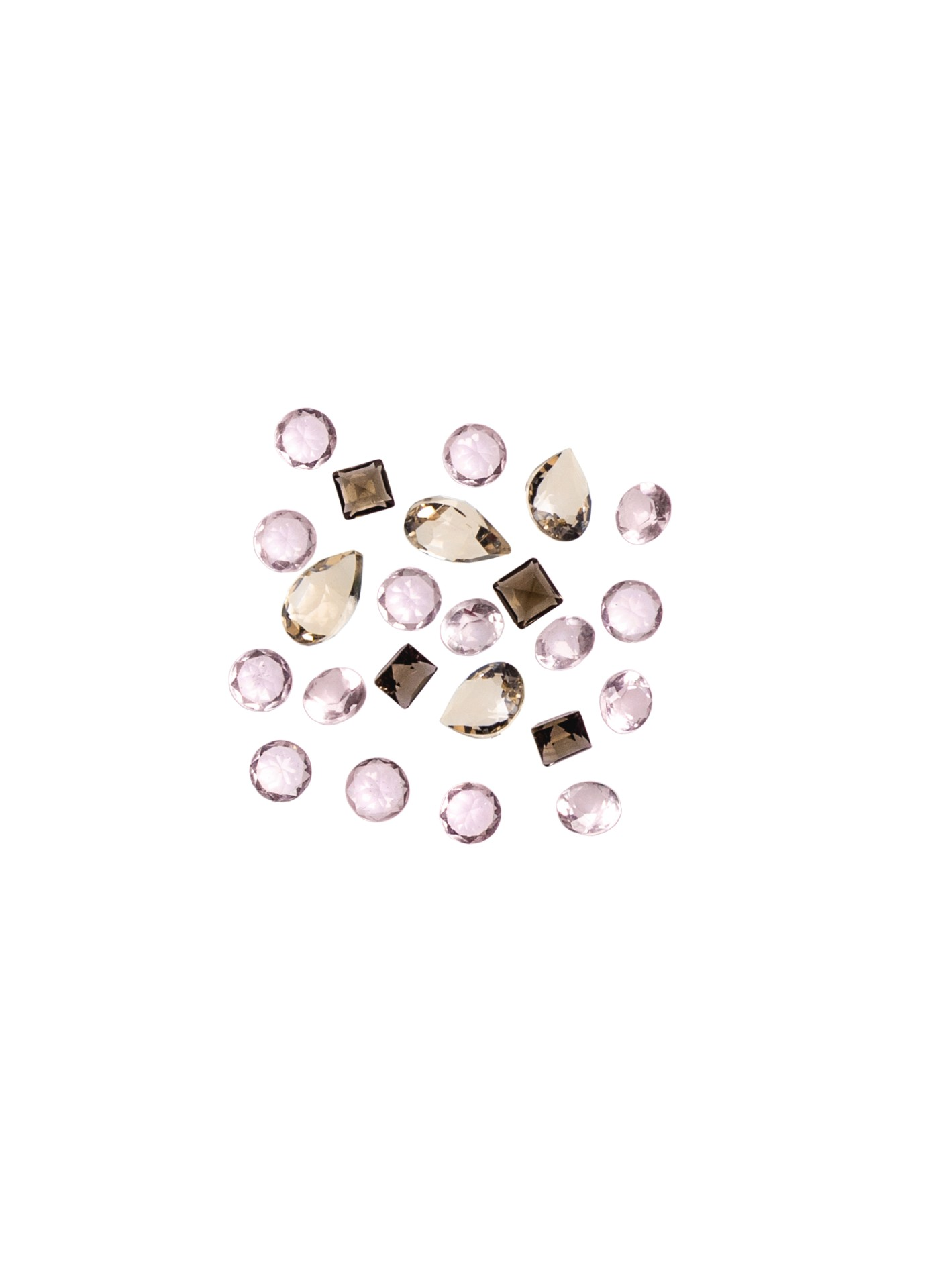 Zestaw Kamieni Crystal Cave
