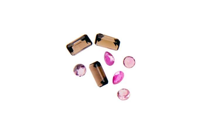 Zestaw Kamieni Candy Shop