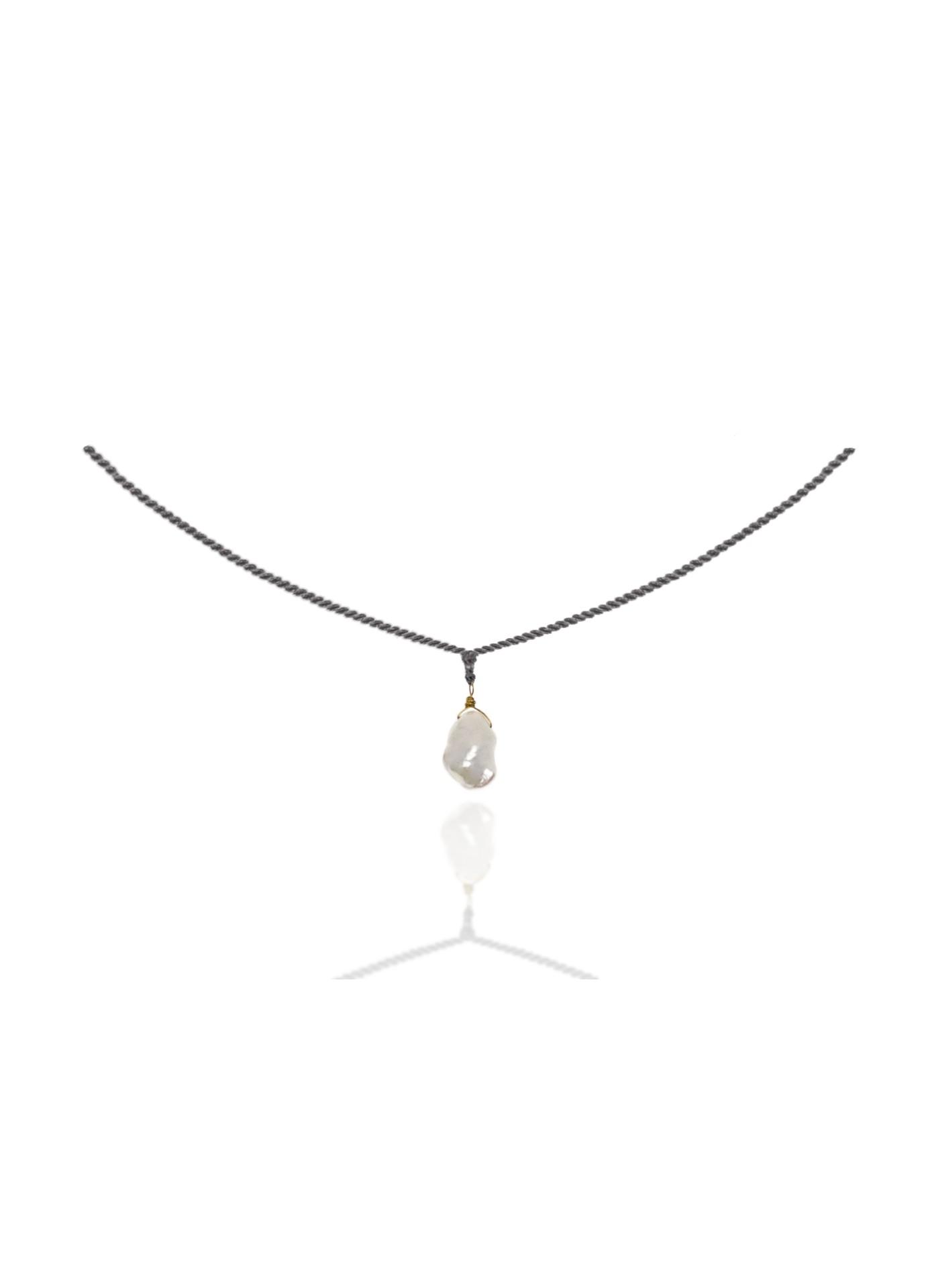 Naszyjnik sznurki 1