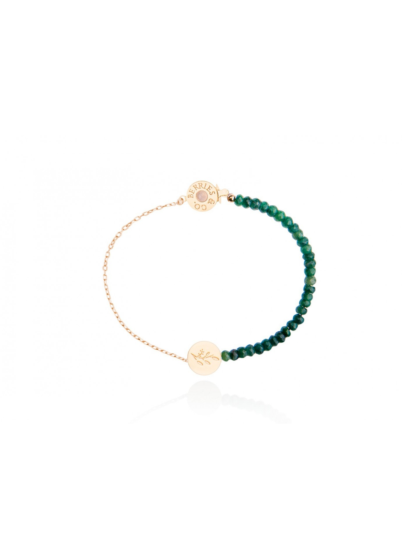 Bransoletka Emerald Bloom