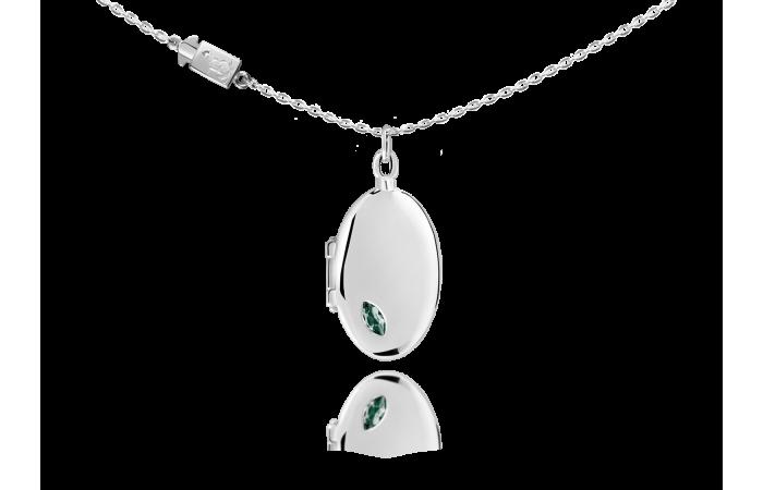 Mini medalion Green Memories