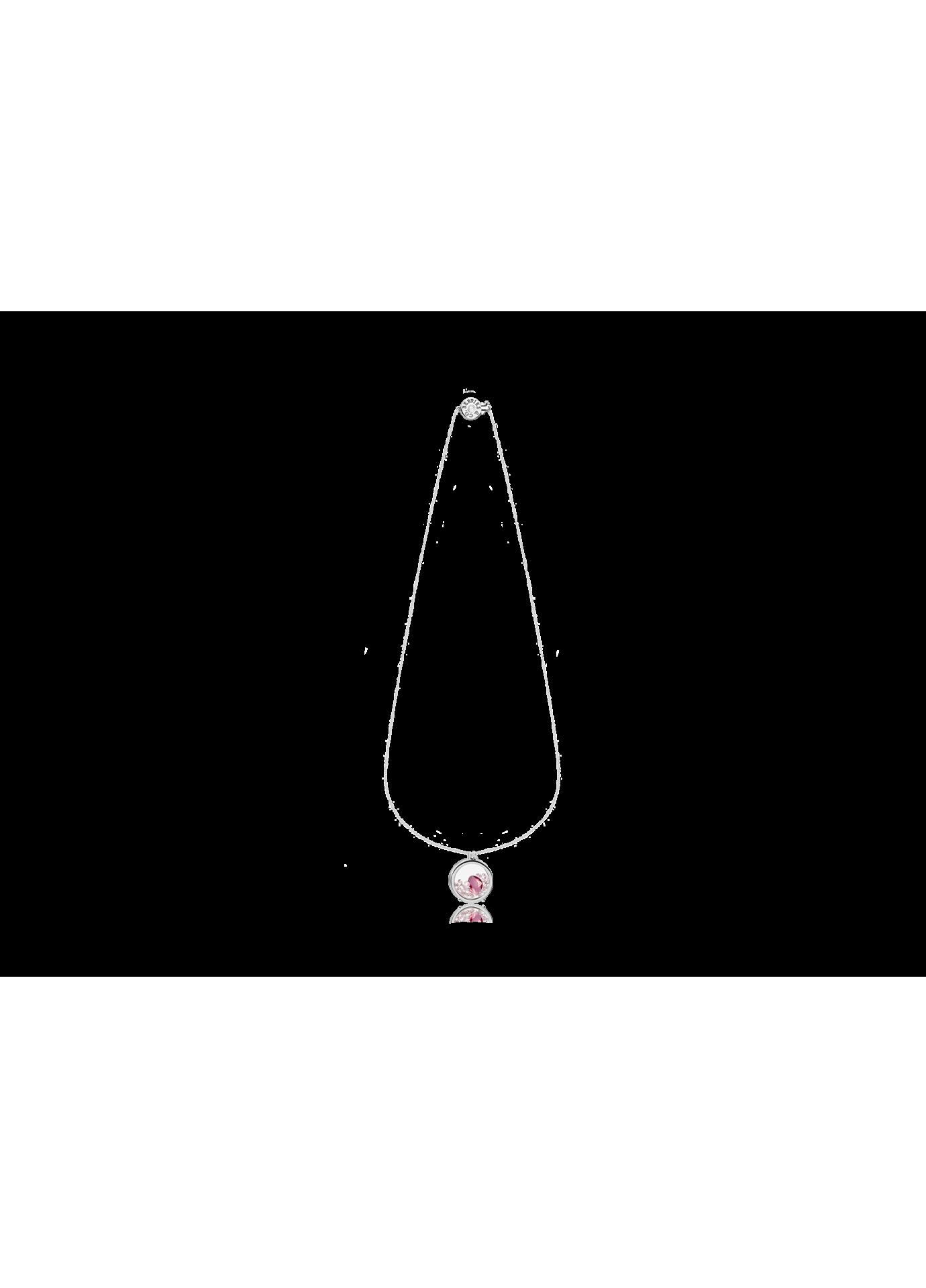 Naszyjnik Secrets Pink Flamingo