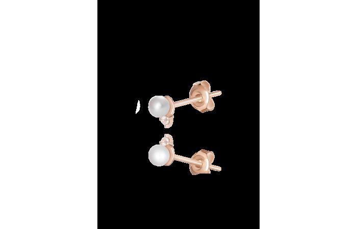 kolczyki Pearl Dots