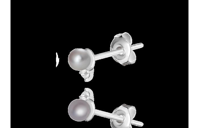 kolczyki Pearl Dot
