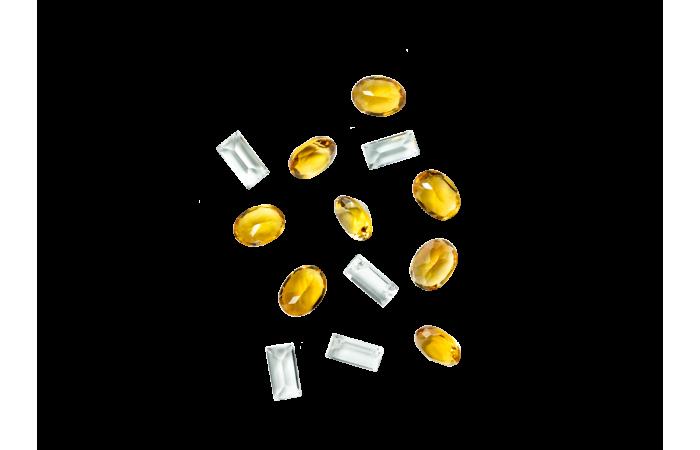Zestaw Kamieni Honey