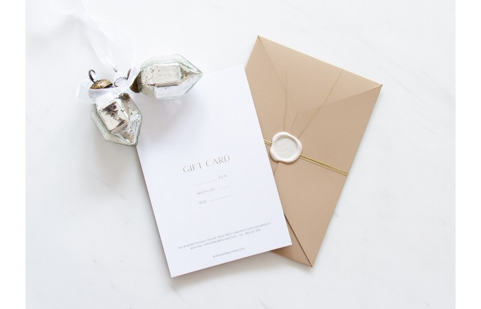 Gift Card 650 pln