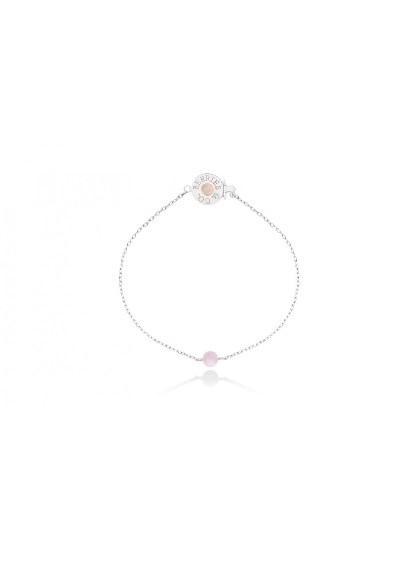 Bransoletka Pink Opal Pea