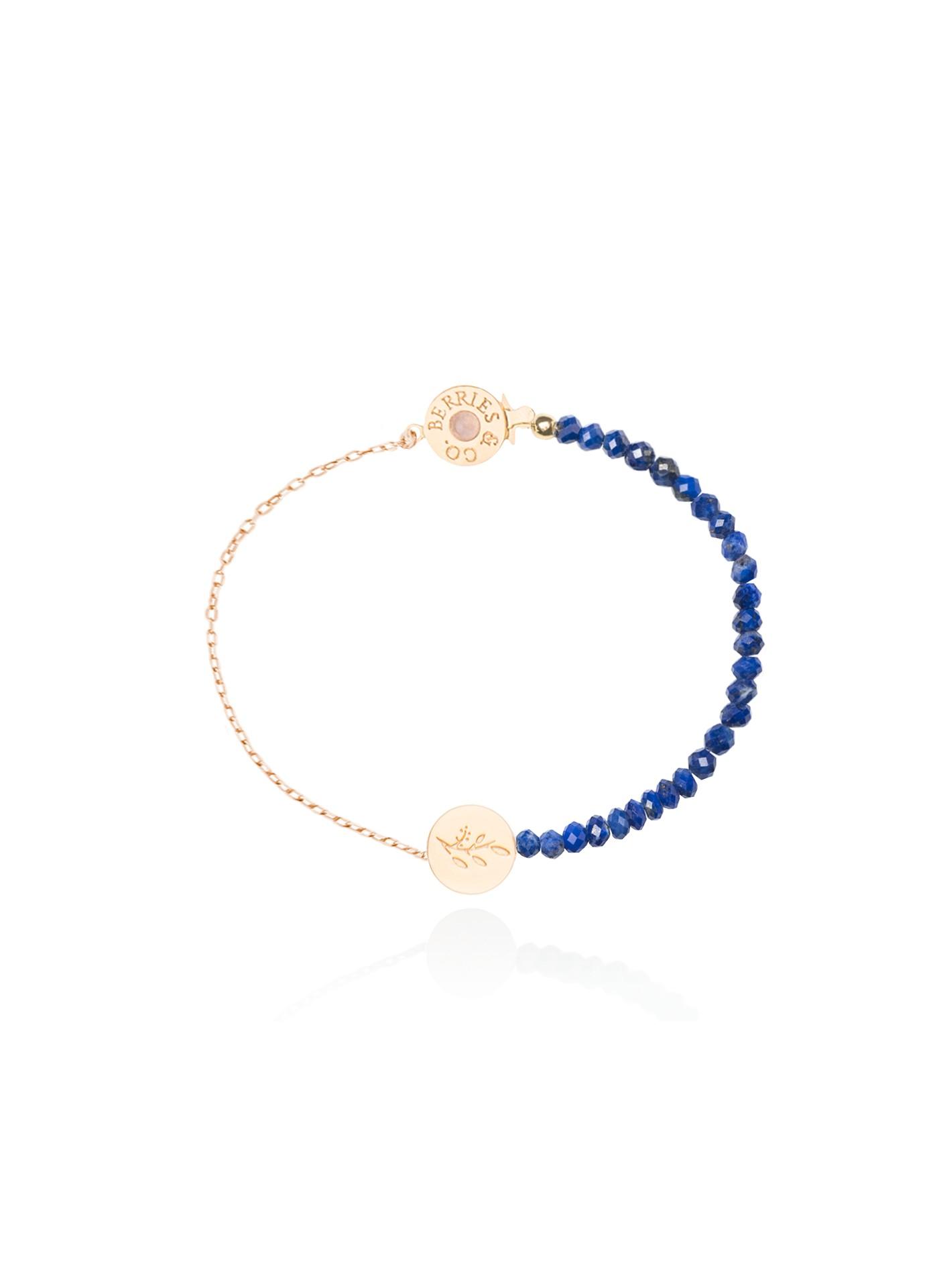 Bransoletka Lapis Lazuli Bloom