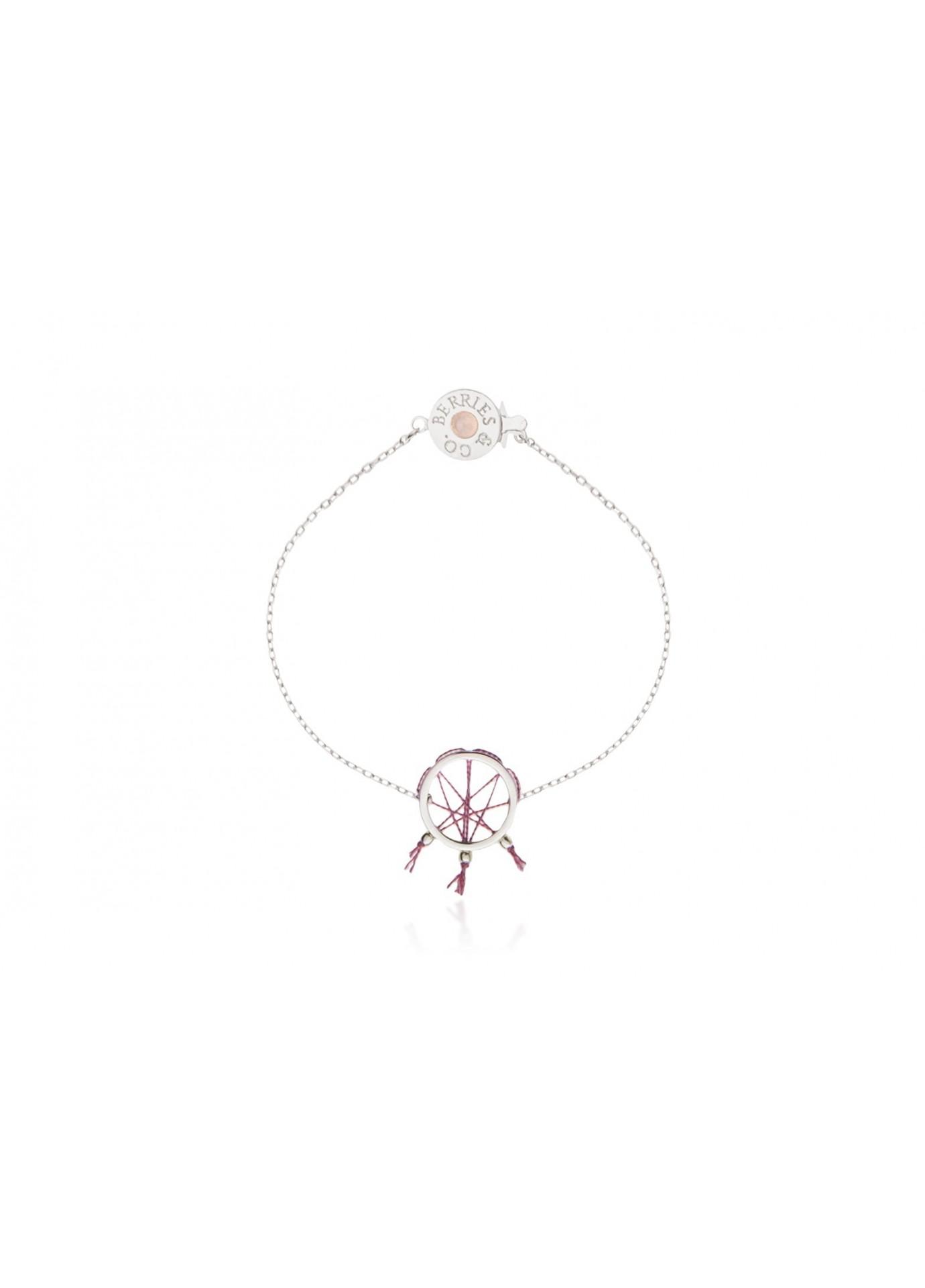 Bransoletka Pink Silk Dreamer